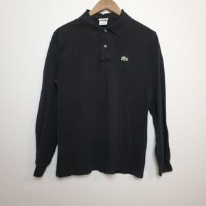 LACOSTE WOMEN'S LONG SLEEVE SIZE 4
